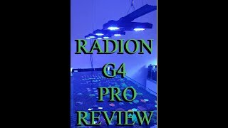 ecotech marine radion g4 pro honest review Video