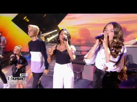 Kids United - L'envie D'aimer (20 ans d'M6 Music)