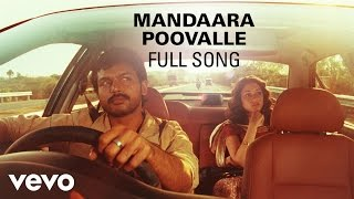 Mandaara Poovalle  Song Lyrics from Awaara - Karthi