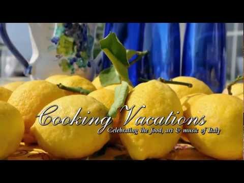Limoncello Making, Positano Amalfi Coast At Cooking Vacations