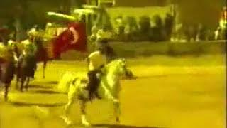 1995 Bayburt Atlı Cirit Müsabakası