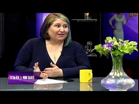 İlknur Durmuşkaya ile TV' de İLK & NUR SAATİ programının konuğu Emine Nil Karaoğlu