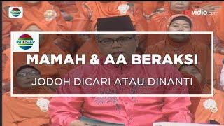 Download Video Mamah dan AA Beraksi - Jodoh Dicari Atau Dinanti MP3 3GP MP4
