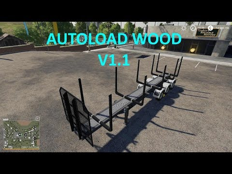 Timber Runner Wide With Autoload Wood v1.1