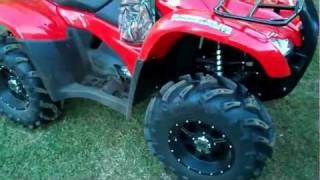 7. 2011 Honda Rancher 420 AT 4x4