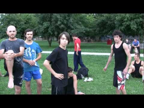 Tricking free style Gathering 2011