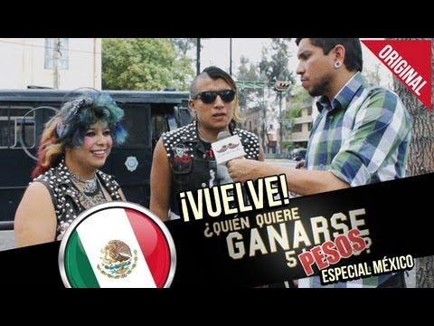 ¿Quién quiere ganarse 5 lucas? Edición México #QQG5L