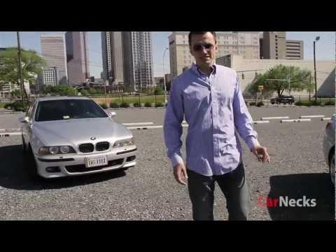 2010 BMW E60 M5 vs. 2003 BMW E39 M5 Comparison Review