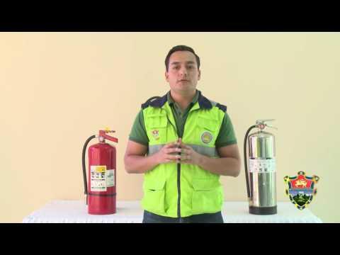 Prevención ante conato de incendio