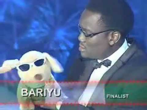 Bariyu #Top 10 Finalists | Nigeria's Got Talent