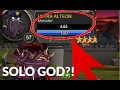 AQW Void HighLord Solo Ultra Alteon! BEST SOLO CLASS?