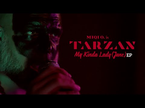 Teaser Tarzan - My kinda Lady (Jane) EP