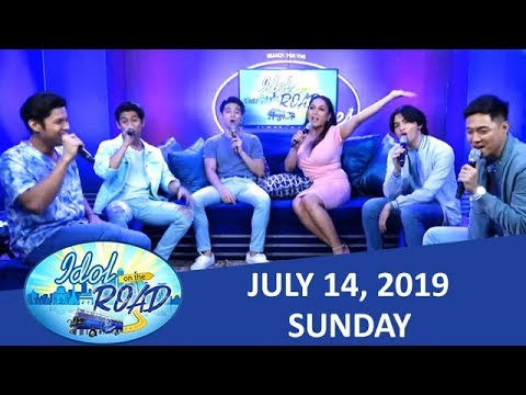 Idol On The Road With KaladKaren And BoybandPH | July 14, 2019