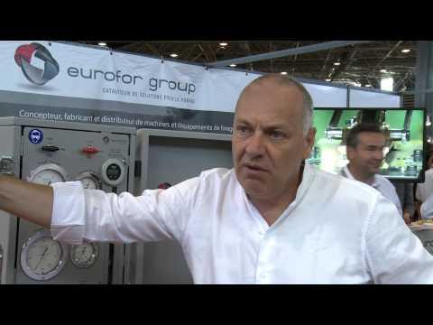 Soslcope 2015 : Témoignage de Hervé Cohade – PDG Eurofor Group