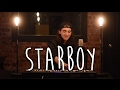 Starboy - Jake Donaldson (The Weekend ft. Daft Punk Cover)