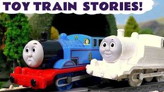 Thomas & Friends Spooky Toy Stories with a Ghost Train - Fun Toys for Kids and children TT4U Video