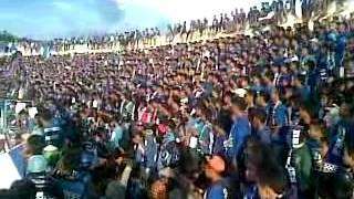 Video AKSI KOREO PANSER BIRU  PSIS VS PERSIPUR  15 April 2014 Jatidiri stadium Indonesia MP3, 3GP, MP4, WEBM, AVI, FLV Desember 2018