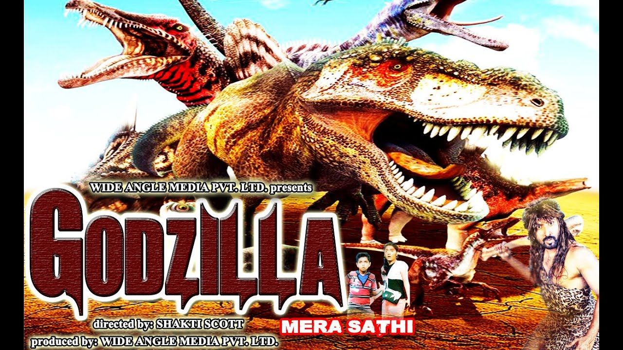 Godzilla Mera Saathi (2014) – Best Indian Fantasy Movie | Popular Hindi Movies 2014 Full Movie