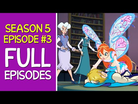 "Winx Club Season 5 Episode 3 ""Return to Alfea"" Nickelodeon [HQ]"