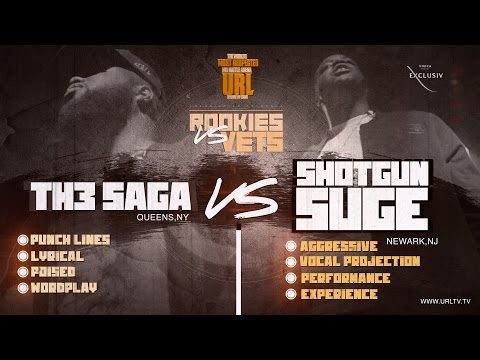 Video: Christian battle rapper Th3 Saga impresses in URL 'Rookies vs Vets' event