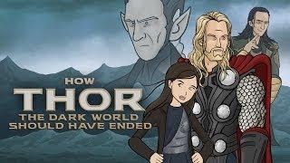 Video How Thor The Dark World Should Have Ended MP3, 3GP, MP4, WEBM, AVI, FLV Juli 2018