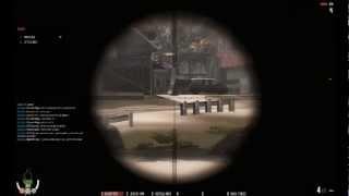Warz - Sniper Clearview - 1V5 - HD (5 KILLS)