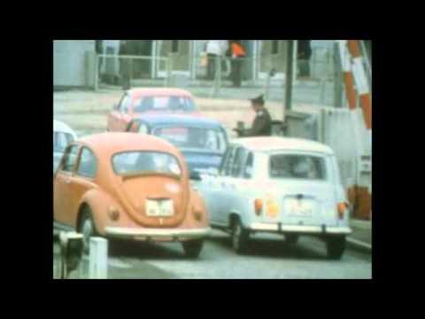 Der Grundlagenvertrag BRD-DDR - 1972 von Egon Bahr (BRD) und Michael Kohl (DDR) unterzeichnet