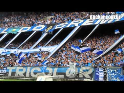 GRÊMIO 2 x 1 Cruzeiro - Inter cagão - Geral do Grêmio - Grêmio
