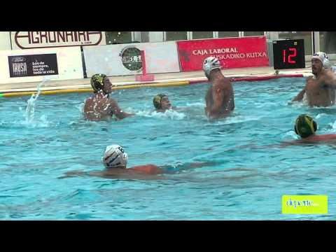 Waterpolo Navarra vs CW MAtaro