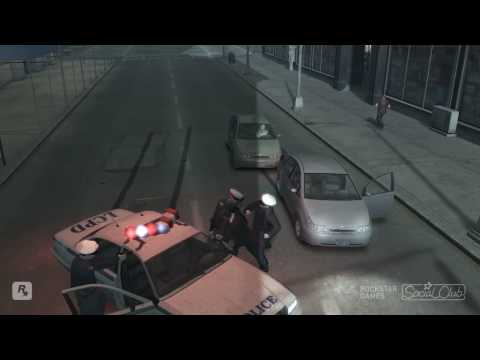 GTA 4 PC Baseball Bat Rage HD