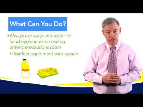 60 Seconds for Safety: Preventing Clostridium Difficile