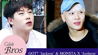 "Video Jackson & Jooheon, Celeb Bros S5 EP2 ""Will you go with me"" MP3, 3GP, MP4, WEBM, AVI, FLV April 2019"