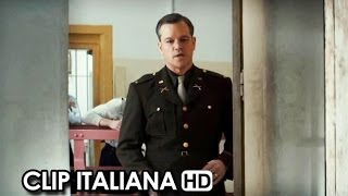 Monuments Men Clip Ufficiale Italiana 'Speaking French' (2014) - George Clooney Movie HD
