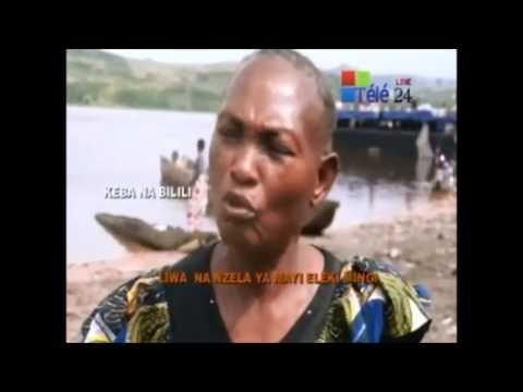 KEBA NA BILILI: Transport fluvial eza koboma ba Congolais chaque jour. TÉLÉ 24 LIVE interpelle le Gouvernement Matata Mponyo, Ba Congolais baleli na micro ya télé 24 live.