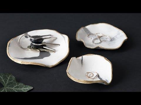 DIY : Jewellery display by Søstrene Grene