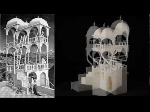 Escher - Many people are familiar with the work of M.C. Escher. We have all learned to appreciate the impossibilities that this master of illusion's artwork presents ...