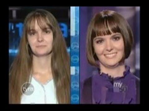 這位一輩子沒剪過頭髮的「現代長髮公主」看起來比實際年齡老20歲,但她剪完頭髮後所有觀眾都瘋狂尖叫!