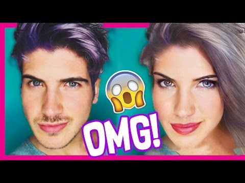WOULD I BE A PRETTY GIRL!? - FACEAPP (видео)