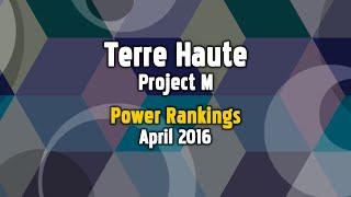 Terre Haute Project M Power Rankings – April 2016 (x-post /r/ssbpm)