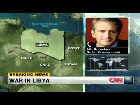 libya split - September 4, 2011 CNN's Nic Robertson reports on an apparent split in the Gadhafi family over whether to fight on or work for a ceasefire.
