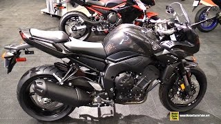 Download Video 2015 Yamaha FZ1 - Walkaround - 2015 Salon Moto de Montreal MP3 3GP MP4