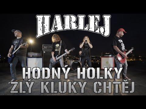 Harlej na turné veze novou písničku a klip o tom jak - Hodný holky zlý kluky chtěj!