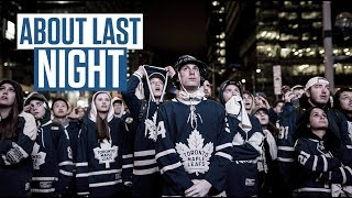 The Pitchforks Are Out For Leafs HC Mike Babcock! | About Last Night by Sportsnet Canada