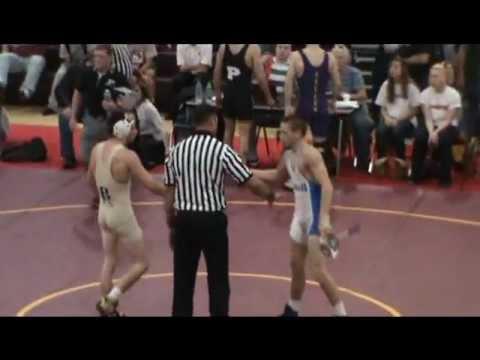 138 qtrs Austin Matthews (Reynolds) vs. Chase Ferman (Broken Arrow, OK)