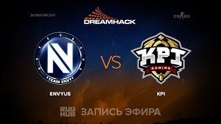 EnVyUs vs KPI - DH Open Valencia - de_train [mintgod, sleepsomewhile]
