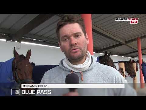 """Quinté mercredi 21/03 : """"C'est une belle course pour Blue Pass (3)"""""""