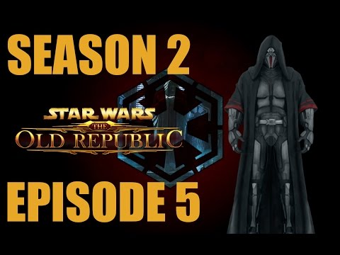 Star Wars The Old Republic Sith Warrior Gameplay Walkthrough Season 2 Part 5 – Darth Vengean