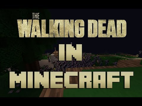 THE WALKING DEAD IN MINECRAFT – Download (1.7.2)