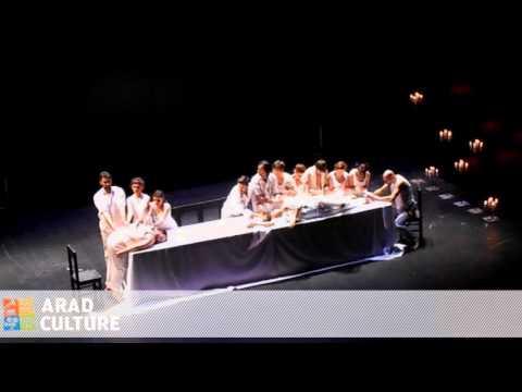 Vivaldi și anotimpurile - Teatrul Național Târgu Mureș @ FITCA 2015