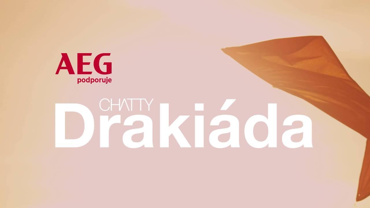 Pozvánka na drakiádu navrhářek CHATTY a podporovanou AEG